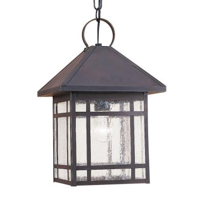 Sea Gull Lighting 60010-71 Single-light Largo Outdoor Pendant