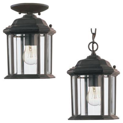 Sea Gull Lighting 60029-12 Single-light Outdoor Pendant