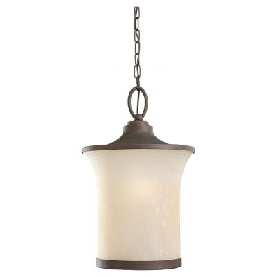 Sea Gull Lighting 60122-820 Del Prato - One Light Outdoor Pendant