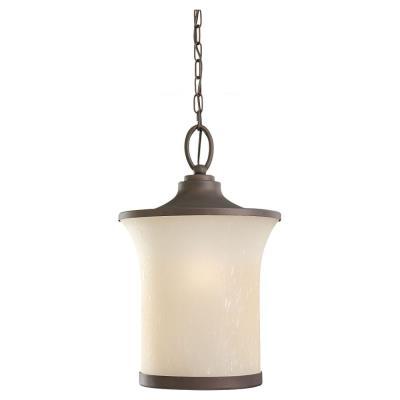 Sea Gull Lighting 60122-820 Del Prato - One Light Outdoor Pendant