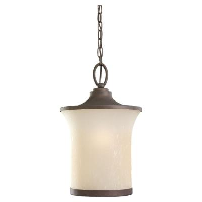 Sea Gull Lighting 60122BLE-820 Del Prato - One Light Outdoor Pendant