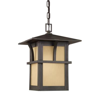 Sea Gull Lighting 60880BLE-51 Medford Lakes - One Light Outdoor Pendant