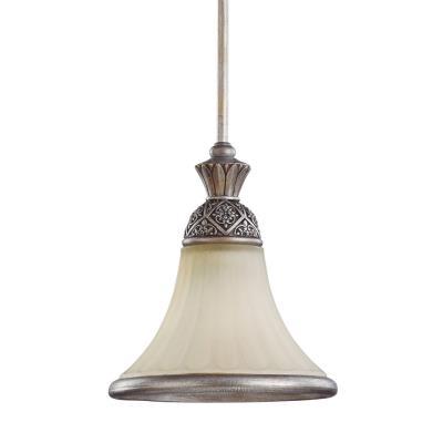Sea Gull Lighting 61251-824 Single-light Highlands Mini-pendant