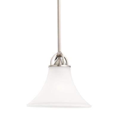 Sea Gull Lighting 61375-965 Single Light Mini Pendant