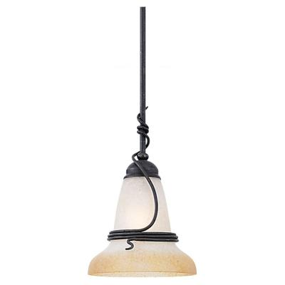 Sea Gull Lighting 6146-185 Single Light Mini-pendant