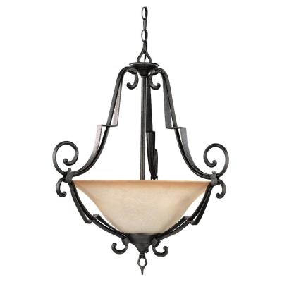 Sea Gull Lighting 65045-799 Three-light Cordele Pendant