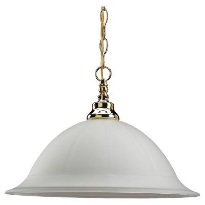 Sea Gull Lighting 65050-02 Single-light Canterbury Pendant