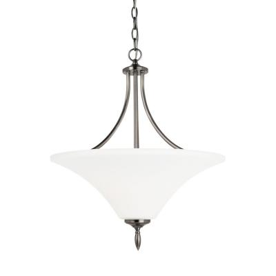 Sea Gull Lighting 65181BLE-965 Montreal - Three Light Pendant