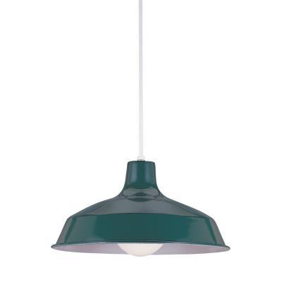 Sea Gull Lighting 6519-95 One Light Pendant