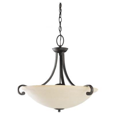 Sea Gull Lighting 65191-07 Three-Light Serenity Pendant