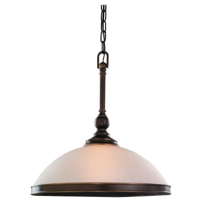 Sea Gull Lighting 65330-825 Single-Light Warwick Pendant