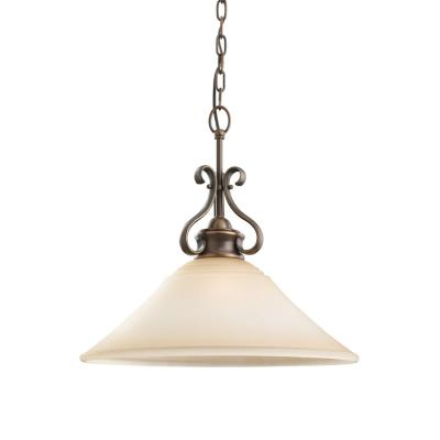 Sea Gull Lighting 65380-829 Single Light Pendant