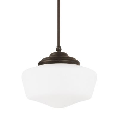 Sea Gull Lighting 65438-782 Academy - One Light Pendant