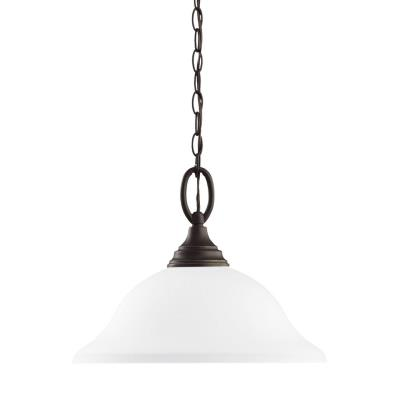 Sea Gull Lighting 65625BLE-782 Wheaton - One Down Light Pendant