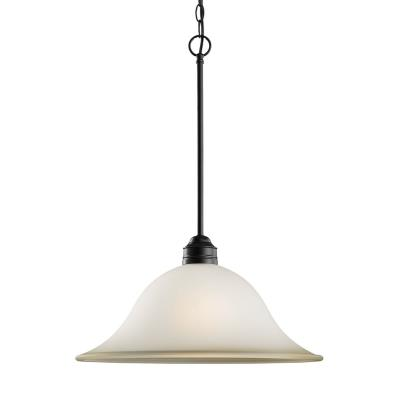 Sea Gull Lighting 65850-782 Single-Light Gladstone Pendant