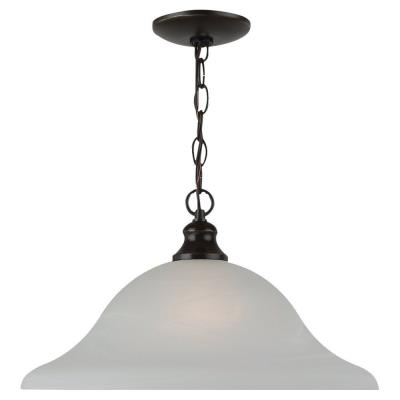 Sea Gull Lighting 65940-782 Windgate - One Light Mini-Pendant
