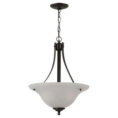 Sea Gull Lighting 65941BLE-782 Windgate - Two Light Pendant