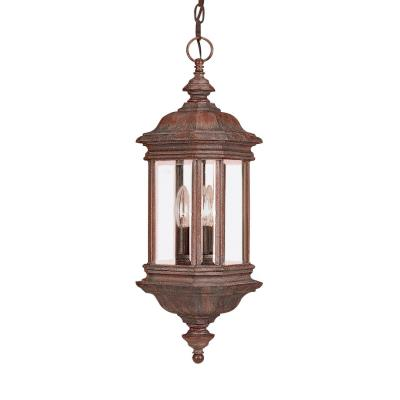 Sea Gull Lighting 6637-08 Three Light Outdoorpendant Fixture