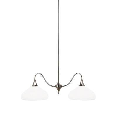Sea Gull Lighting 66971-841 Solana - Two Light Pendant