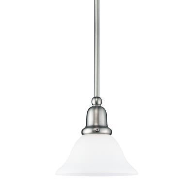 Sea Gull Lighting 69459BLE-962 Single-Light Sussex Fluorescent Mini-Pendant