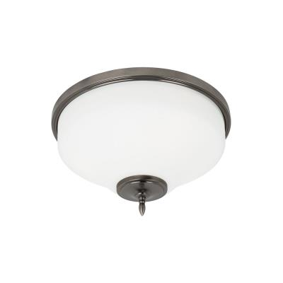 Sea Gull Lighting 75180-965 Montreal - Three Light Flush Mount
