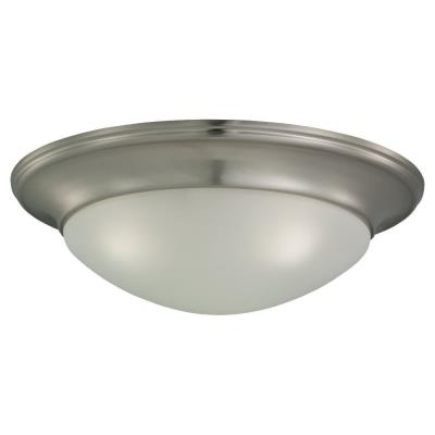 Sea Gull Lighting 75436-962 Nash - Three Light Flush Mount