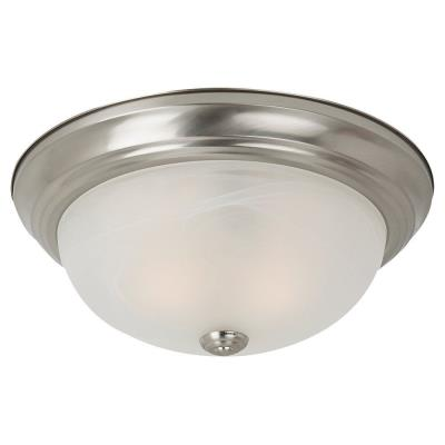 Sea Gull Lighting 75942-962 Windgate - Two Light Flush Mount
