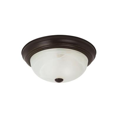 Sea Gull Lighting 75943-782 Three Light Flush Mount
