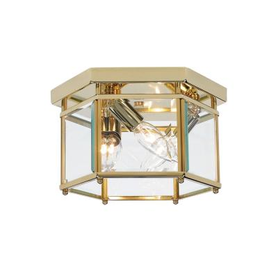 Sea Gull Lighting 7648-02 Three Light Ceiling Fixture