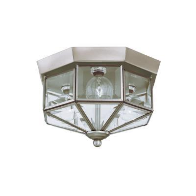 Sea Gull Lighting 7661-962 Three-Light Grandover Ceiling