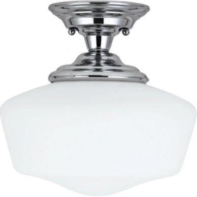 Sea Gull Lighting 77437-05 Academy - One Light Semi-Flush Mount