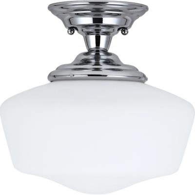 Sea Gull Lighting 77437BLE-05 Academy - One Light Semi-Flush Mount