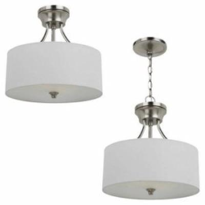 Sea Gull Lighting 77952 Stirling - Two Light Semi-Flush Mount