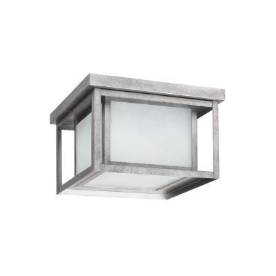 Sea Gull Lighting 79039BLE-57 Hunnington - Two Light Outdoor Flush Mount