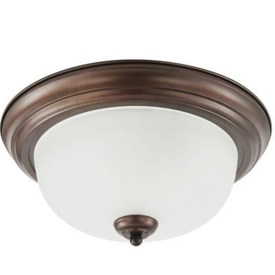 Sea Gull Lighting 79443BLE-827 Holman - Three Light Flush Mount