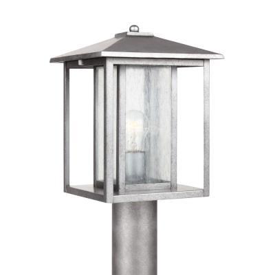 Sea Gull Lighting 82027-57 Hunnington - One Light Outdoor Post Lantern