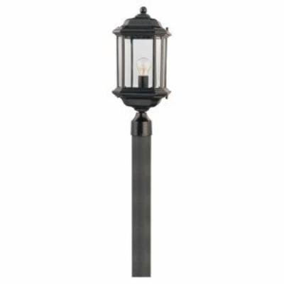 Sea Gull Lighting 82029-12 Single-light Outdoor Post Lantern