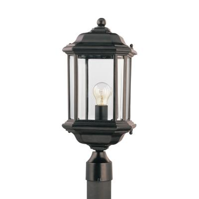 Sea Gull Lighting 82029-12 Single-light Outdoor Post Lantern