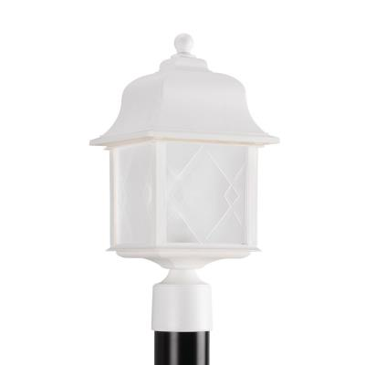 Sea Gull Lighting 82092-15 Harbor Point - One Light Outdoor Post Lamp