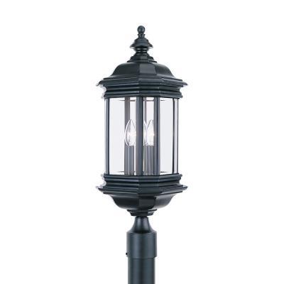 Sea Gull Lighting 8238-12 Three Light Outdoor Post Fixture
