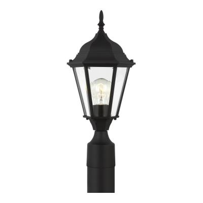 Sea Gull Lighting 82938-12 Bakersville - One Light Outdoor Post Lantern