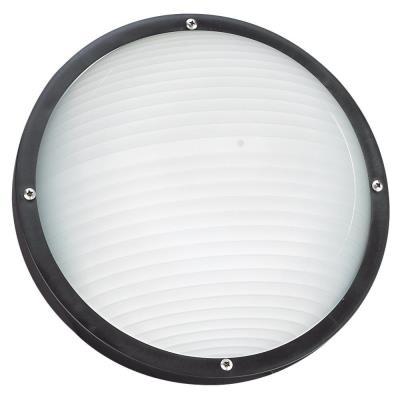 Sea Gull Lighting 83057BLE-12 Bayside - One Light Outdoor Bulk Head