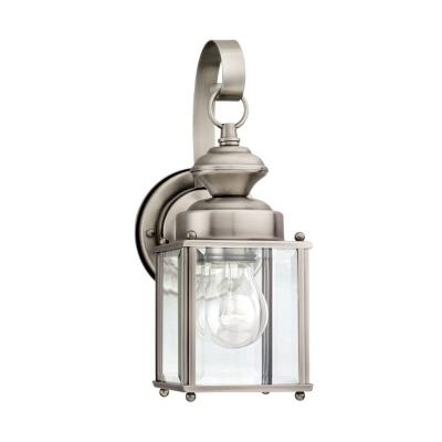 Sea Gull Lighting 8456-965 Jamestowne - One Light Outdoor Wall Lantern
