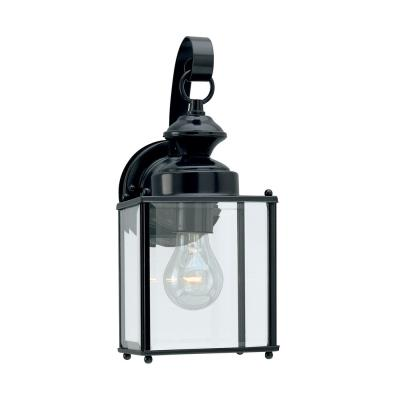 Sea Gull Lighting 8457-12 One Light Outdoor Wall Fixture