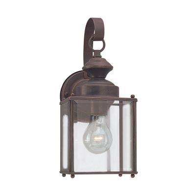 Sea Gull Lighting 8457-71 One Light Outdoor Wall Fixture