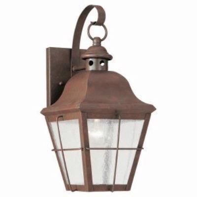 Sea Gull Lighting 8462-44 One Light Outdoor