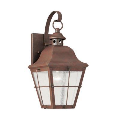 Sea Gull Lighting 8462-44 One Light Outdoor