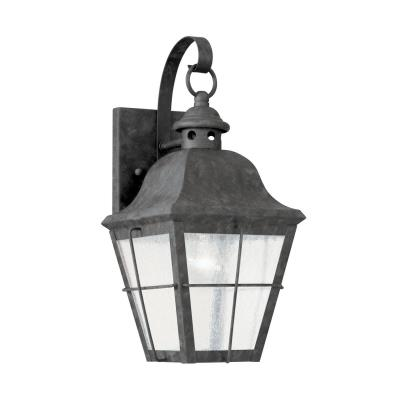 Sea Gull Lighting 8462-46 One Light Outdoor Wall Fixture