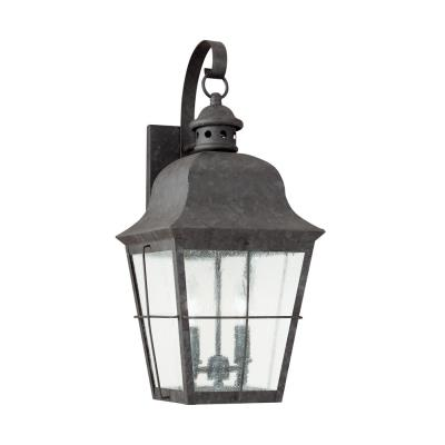 Sea Gull Lighting 8463-46 Two Light Outdoor Lantern