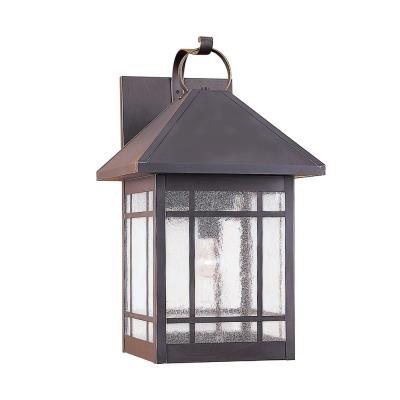 Sea Gull Lighting 85028-71 Single-light Largo Wall Lantern